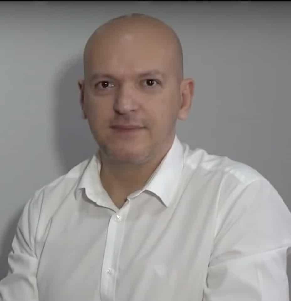 Photo of Dr. Abdullah Nergiz