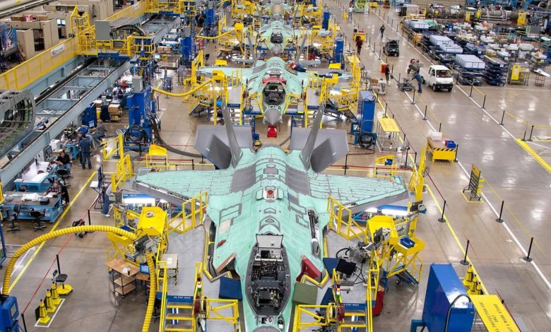 f-35 fabrika