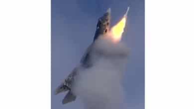 Photo of Su-57 K-72M2 füzesi attı