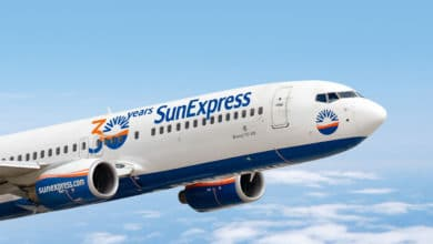 Photo of SunExpress 18 uçağı ile kargo taşıyor