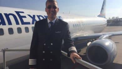 Photo of Kaptan Pilot Aytunç Alp vefat etti