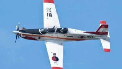 Photo of Senegal ilk iki KT-1 eğitim uçağını aldı