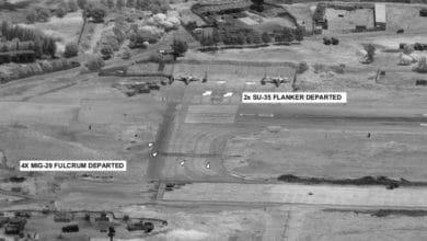 Photo of Su-35'ler Libya'da