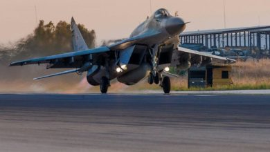 Photo of Suriye'den Hafter'e 6 savaş uçağı