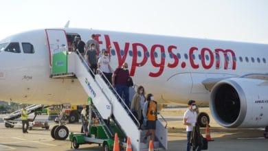 Photo of Pegasus yolcu sayısı yüzde 54 arttırdı