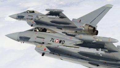 Photo of Avusturya Eurofighterlarına Endonezya ilgisi