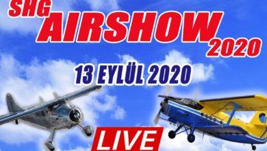 Photo of Sivrihisar Air Show canlı yayınlanacak