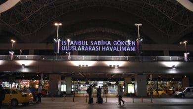 Photo of Sabiha Gökçen'den rekor: 110 bin 420 yolcu