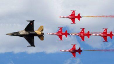 Photo of Türk Yıldızları, SoloTürk, Çelik Kanatlar ve Emniyet Havacılık Teknofest'i selamlıyor