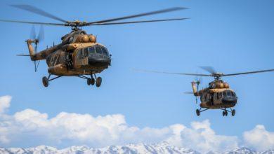 Photo of İki Afgan Mi-17 helikopteri çarpıştı
