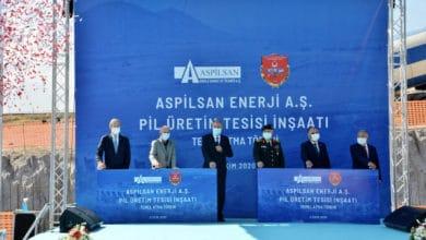 Photo of Lityum İyon Pil fabrikasının temeli Kayseri'de atıldı