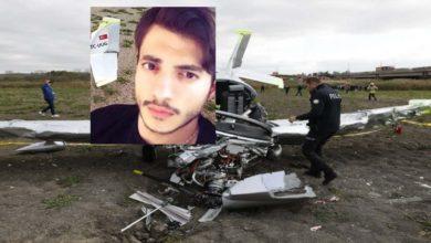 Photo of Koronayı yendi, uçak kazasında öldü