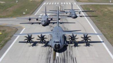 Photo of 2 helikopter bölgede, nakliye uçakları yardım taşıyor