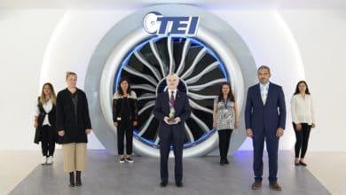 Photo of TEI bu ödülü ikinci kez kazandı