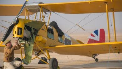 Photo of Nostaljik uçaklar ABD Kıtasında yarışacak