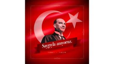 Photo of Atatürk'ü özlemle ve saygıyla anıyoruz