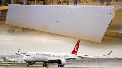 Photo of A350'nin 300 milyon dolarlık yerli kanatçığı