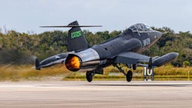 Photo of TF-104G yıllar sonra yeniden uçtu
