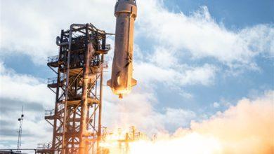 Photo of Space X'e rakip Amazon'dan Blue Origin