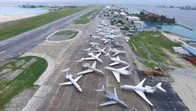 Photo of Maldivlerde iş jeti park sahası oldu