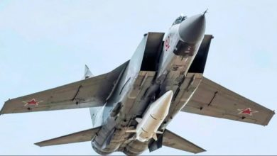 Photo of Mig-31'ler Suriye'de konuşlandı