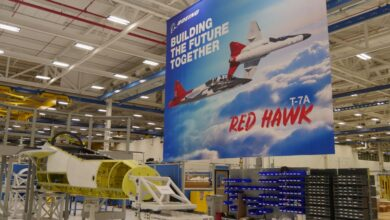 Photo of Boeing, T-7A Red Hawk üretimine başladı