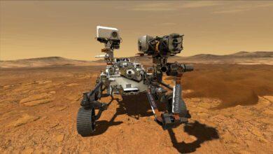 Photo of Mars'a iniş başarılı, 2,2 milyon kişi canlı izledi