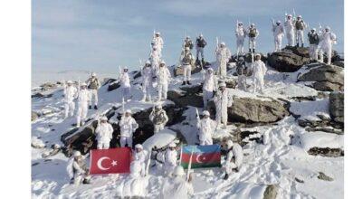 Photo of Türkiye ve Azerbaycan Kış Tatbikatı 2021'de