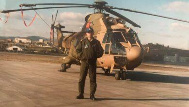Photo of Helikopter pilotları…