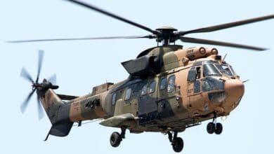 Photo of İki helikopter kazası