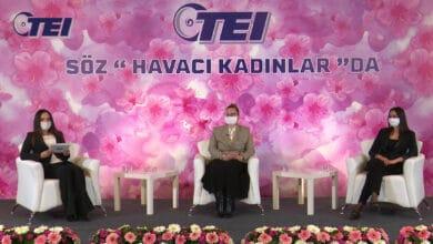 Photo of TEI'de söz kadın havacılarda