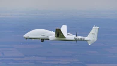 """Photo of Opsiyonel insanlı/otonom uçak """"Firebird"""" esnekliğini gösterdi"""