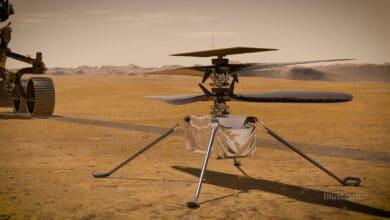 Photo of Mars helikopterinin uçuşu ertelendi