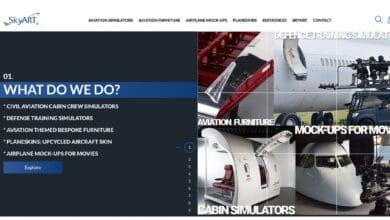 Photo of SkyArt'ın web sitesine özel ödül