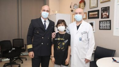 Photo of SoloTürk'ün eski pilotu, THY Kaptanı Ahbab'tan özel ziyaret