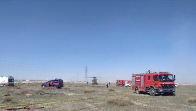 Photo of Türk Yıldızları uçağı düştü, pilot şehit oldu