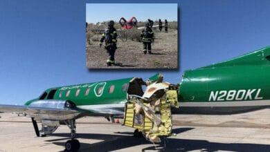 Photo of ABD'de kargo uçağı ile tek motorlu uçak çarpıştı