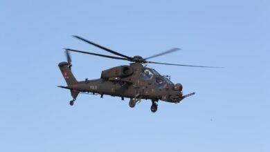 Photo of Emniyet'e 2'nci T129 ATAK teslim edildi