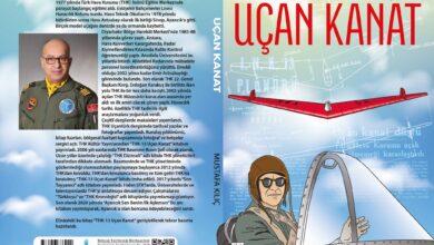 Photo of THK-13 Uçan Kanat kitabı yeniden yayınlandı