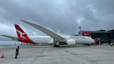 Photo of Qantas tahliye uçuşu için İstanbul Havalimanı'nda