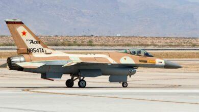 Photo of İlk sivil tescilli F-16 havalandı