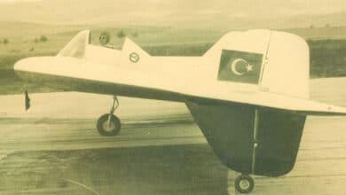 Photo of Yerli Uçan Kanat THK-13