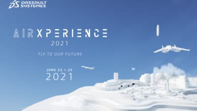Photo of AirXperience 2021'in ev sahibi Dassault Systèmes