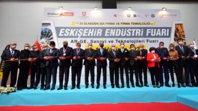 Photo of Eskişehir'de Endüstri Fuarı'nda gündem havacılık