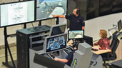 Photo of HAVELSAN'dan F-16'lara arıza giderme simülatörü