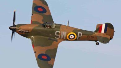 Photo of Taçsız kral: Hawker Hurricane