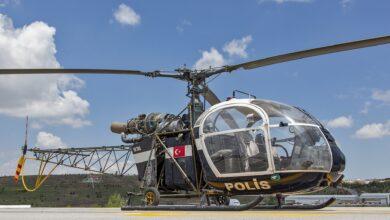 Photo of Türkiye'nin en yaşlı helikopteri: E-2062