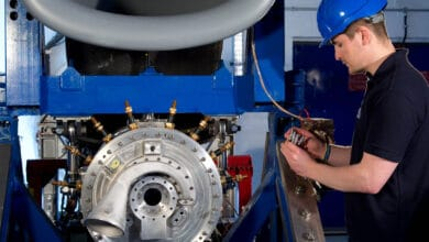 Photo of Rolls Royce'tan en güçlü hibrit motor testi