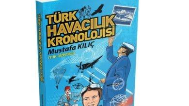 Photo of Türk Havacılık Kronolojisi yayınlandı