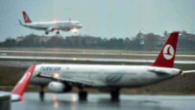 Photo of İstanbul'da yağış: 26 uçak divert etti